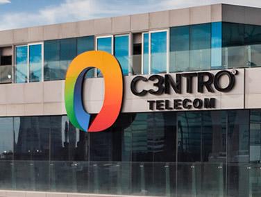 La nueva sede de C3NTRO Telecom