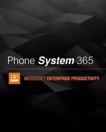 Microsoft Phone System 365